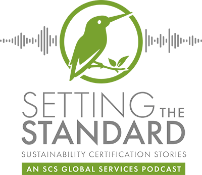 Setting The Standard: Podcast
